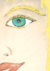 2 Jesus- Mihai- blue green eyes