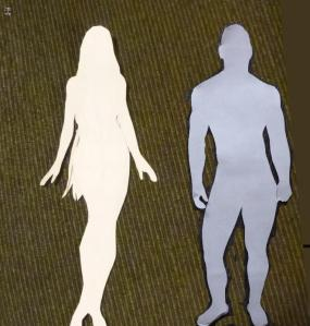 Male + Female he created them